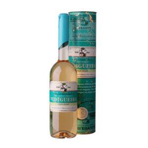 Garrafa e caixa Vidigueira vinho licoroso branco alentejano 075l ACVCA