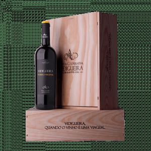pack vinho touriga nacional vidigueira tinto