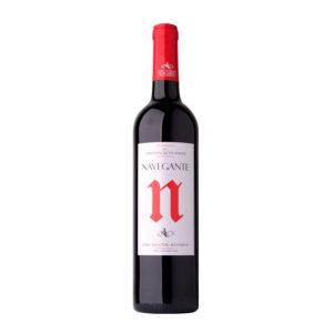 garrafa vinho navegante tinto alentejano 075l