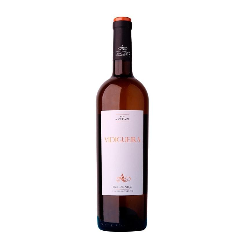 garrafa vinho vidigueira branco alentejano 075l