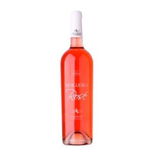 Garrafa de vinho alentejano Vidigueira Rosé 0,75L ACVCA
