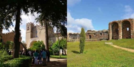 Duas imagens. Da esquerda para a direita: