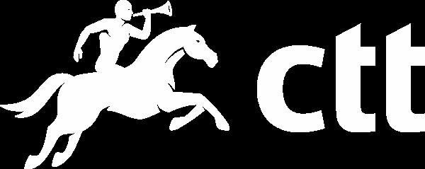 Logótio CTT - Tracking Encomendas